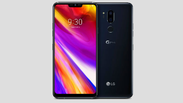 LG G7 ThinQ appears in official teasers, leaked render ahead of launch