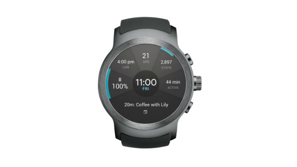 LG Watch Timepiece likely to launch with Snapdragon 2100 and Wear OS