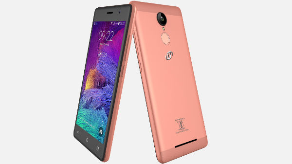M-tech Mobile launches Eros Smart budget smartphone at Rs. 4,799