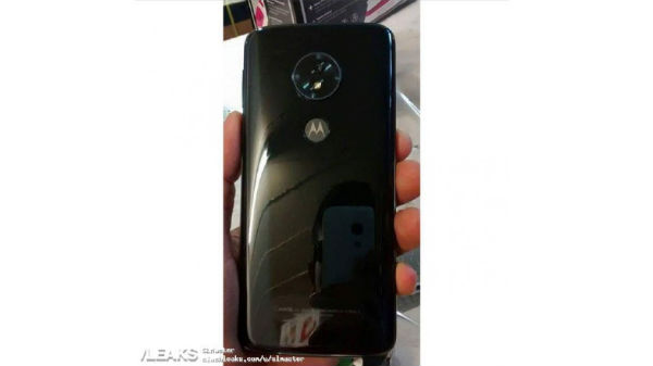 Moto G6 Play hands-on images hit the web