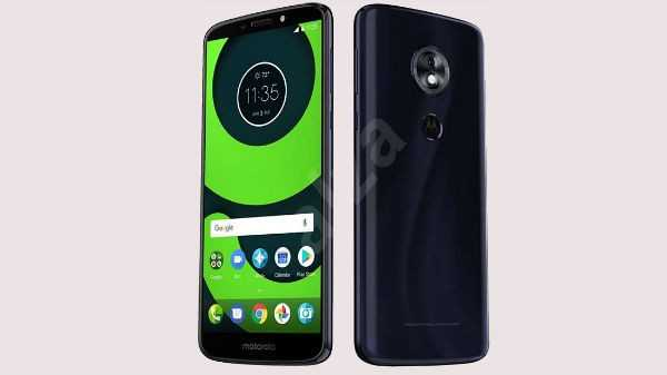 Moto G6 Play spotted on hands-on video ahead of official launch