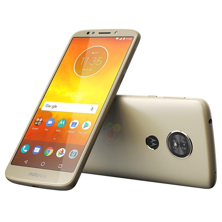 Motorola Moto E5, Moto E5 Plus renders spotted online