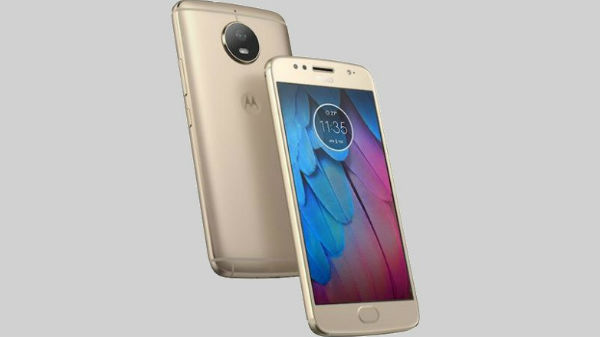 Motorola Moto G5S receives permanent price cut of Rs. 4,000