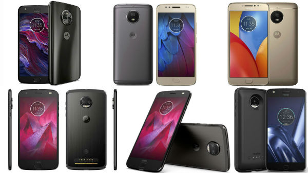 Motorola's 45th Anniversary Sale discounts on Amazon
