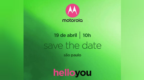 Motorola sends press invite for April 19 event; Here's what to expect