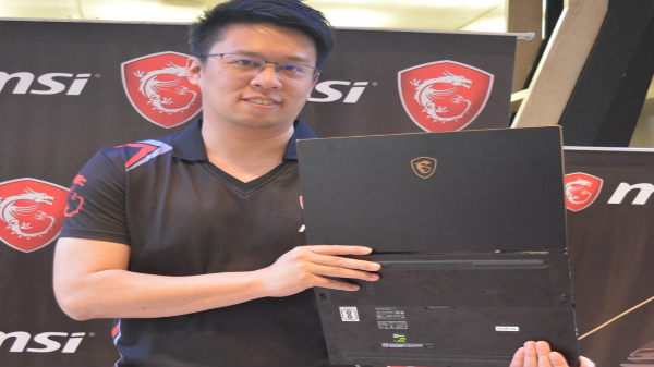 MSI to begin Pre-Orders of its 8th Gen Gaming Laptops in India