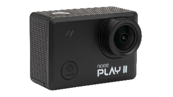 Noise Introduces Noise Play 2 Action Camera at Rs 9,999
