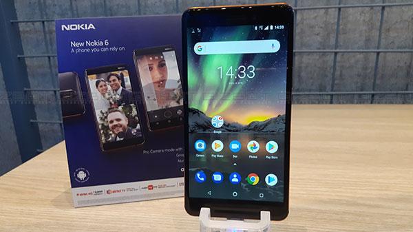 Nokia 6, Nokia 7 Plus and Nokia 8 First Impressions