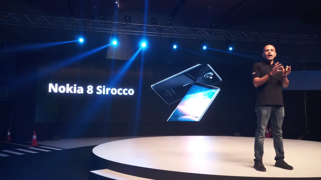 New Nokia 6, Nokia 7 Plus and Nokia 8 Sirocco launched in India