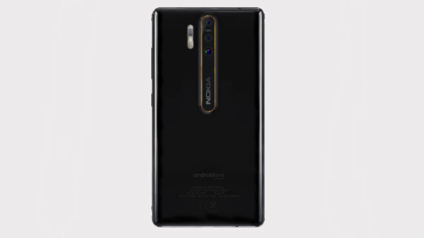 Nokia 9 leak reveals triple rear camera setup