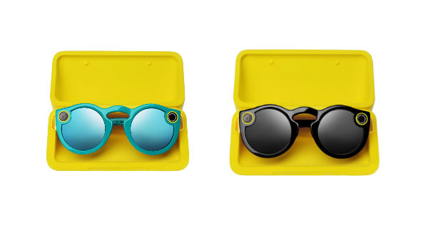 Snapchat second-gen Spectacles passes through FCC