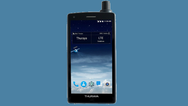 Thuraya X5-Touch with cellular and satellite connectivity launched
