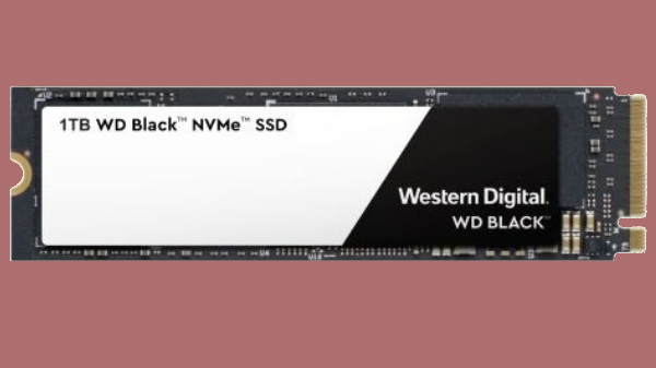 Western Digital launches new 4K-ready NVME gaming SSD
