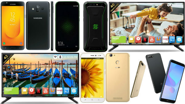 Week 14, 2018 launch round-up: Xiaomi Black Shark, Vivo Y71and more