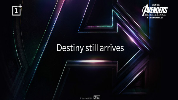 OnePlus is offering free Avengers: Infinity War tickets in India