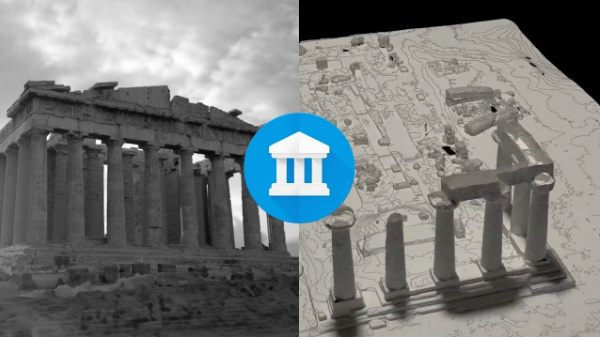 Google partners up with CyArK to preserve Historic Monuments in 3D for the future generations