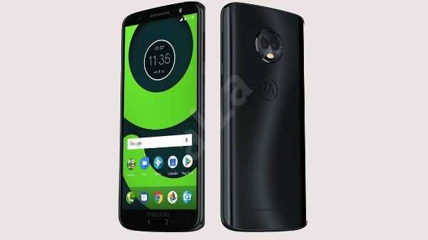 Moto G6 Play images posted on Instagram with specs