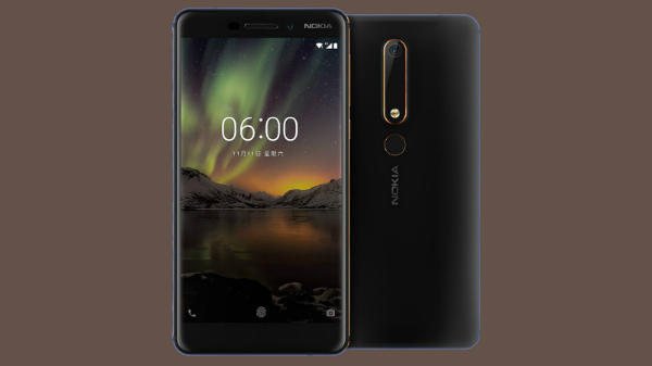 Nokia 6 2018 now available: have a look at its competitors