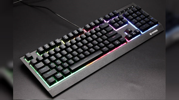 Rapoo launches VPRO V52S Backlit gaming keyboard in India
