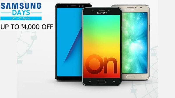 Samsung Carnival offers Upto Rs 4,000 off on Note8, A8 Plus and more