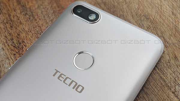 Tecno Camon i Sky First Impressions: Android Oreo and Face unlock in budget price-point