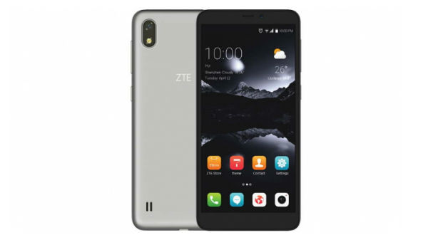ZTE A530 with 18:9 Display, Android 8.0 Oreo goes official