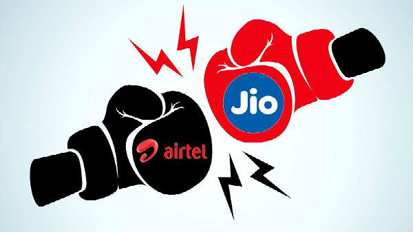 Airtel reacts to Jio's allegation