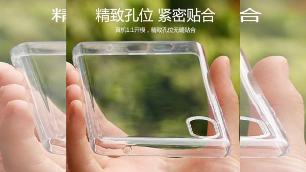 Alleged Xiaomi Mi 7 cases emerge online