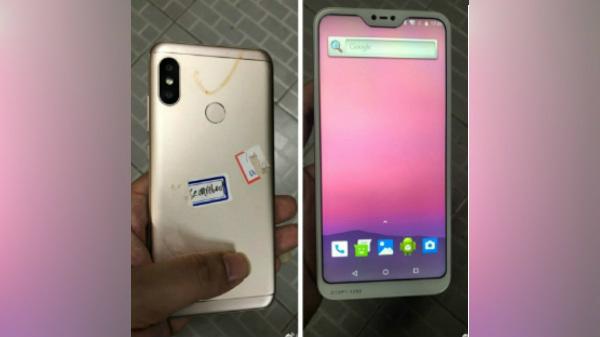 Alleged Xiaomi Redmi 6 images leak