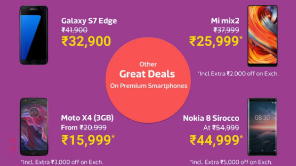Flipkart Big Shopping Day offers on Pixel 2 XL, Honor 9 Lite and more