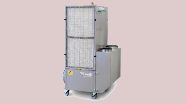 Camfil launches CC6000 air cleaner for the Indian market
