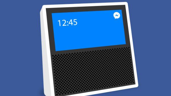 Facebook to debut smart speakers overseas ahead of US launch