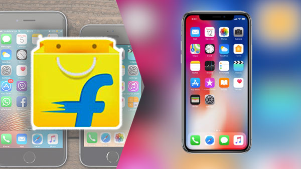 Flipkart Apple Week sale: Hefty discounts on iPhone X, MacBook Air and more