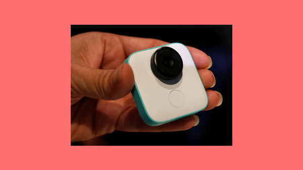 Google Clips receive Family pairing mode