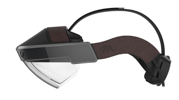Google  working on a standalone AR headset with integrated camera