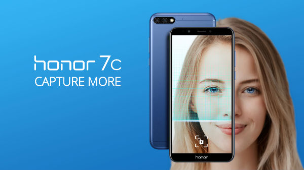 Honor 7C with dual-camera and 18:9 display will launch in India soon