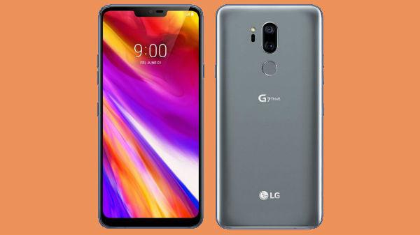 LG G7 ThinQ vs Best High-End smartphones