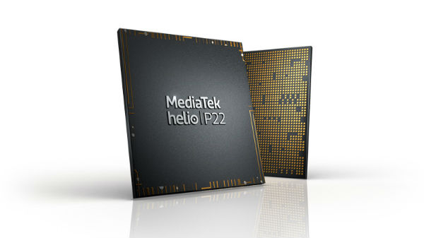 MediaTek launches Helio P22 chip for mid-range devices