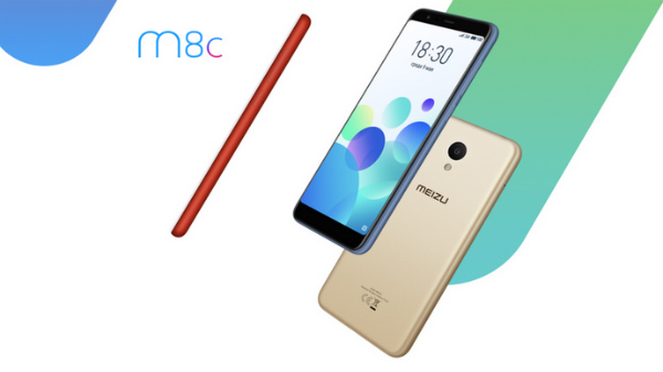 Meizu M8c with 18:9 aspect ratio display officially launched