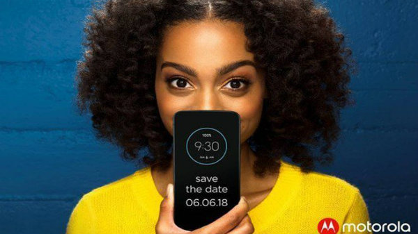 Moto Z3 Play will launch on the 6th of June