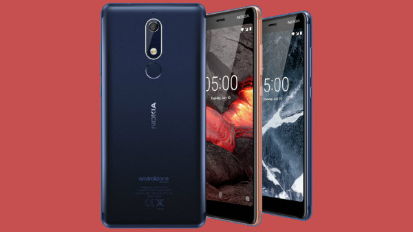Nokia 5.1 will compete with Galaxy J6, Redmi Note 5, Honor 7C and more