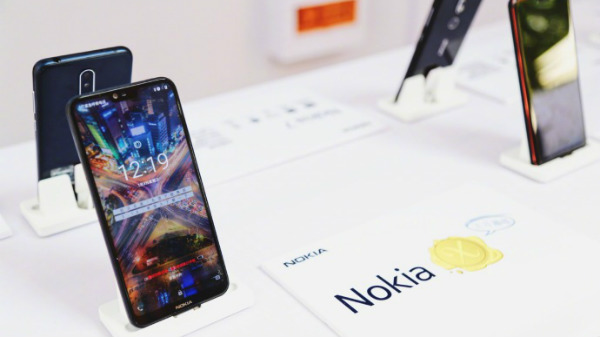 Nokia X images reveal display notch, dual cameras, and more