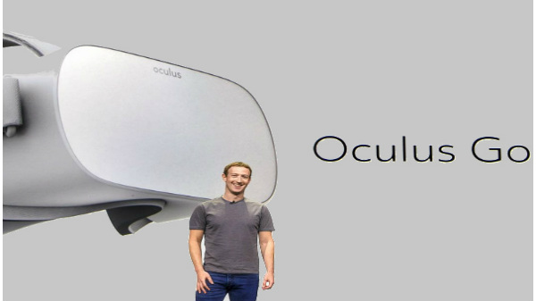Facebook gifts Oculus Go to every F8 2018 attendee