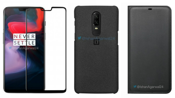 OnePlus 6 accessories leak with their prices ahead of launch