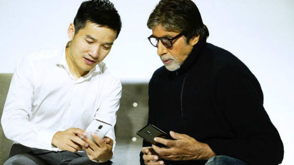 OnePlus 6 out in the open; Amitabh Bachchan reveals device on twitter