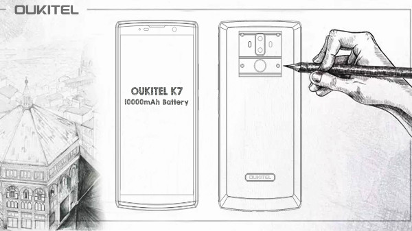 Another 10000mAh battery smartphone is coming your way