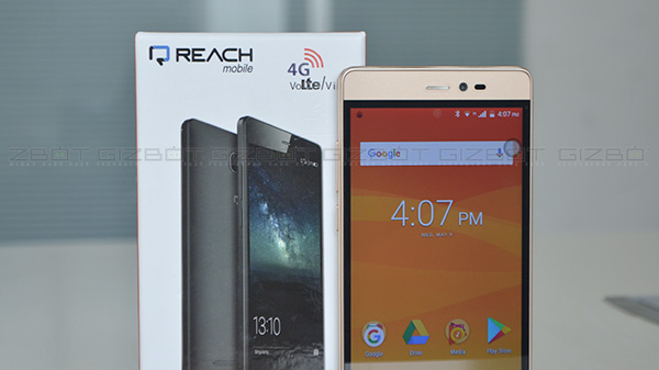 Reach Allure Rise Review: A decent entry-level smartphone