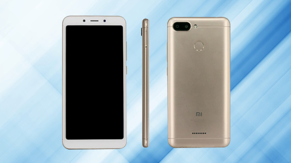 Xiaomi Redmi 6 and 6A surfaced on TENAA Certification
