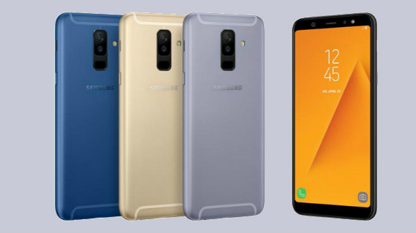 Samsung Galaxy J6, Galaxy J8, Galaxy A6 and Galaxy A6+ launched