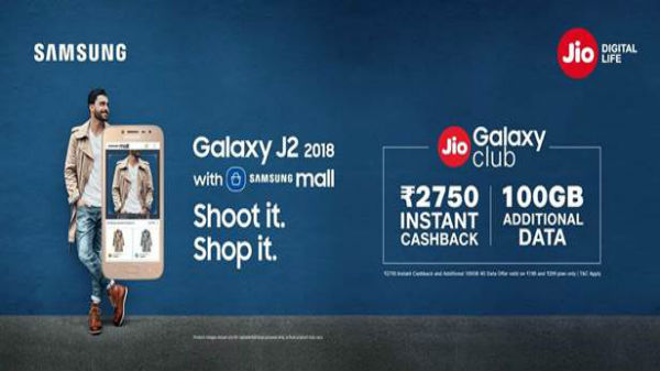 Reliance Jio introduces new offers for Samsung devies